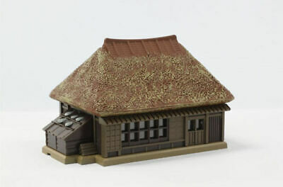 Rokuhan S024-1 Z Scale Thatched-Roof Farmhouse (1/220 z scale)