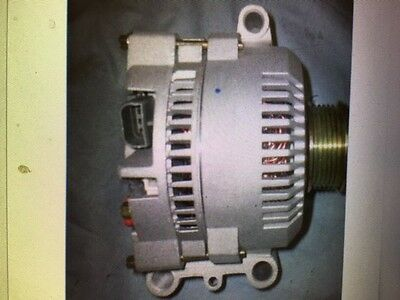 HIGH AMP ALTERNATOR FORD E-SERIES VANS 7.3L F Super Duty V8 7.3L 1995-1997