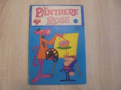 La panthere rose n° 17 sagedition de 1976
