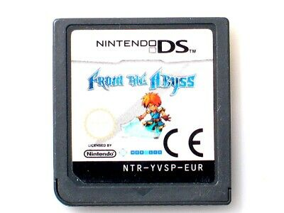FROM THE ABYSS  (Modul)  °Nintendo Ds / Dsi / 3Ds / XL / New 3Ds Spiel°
