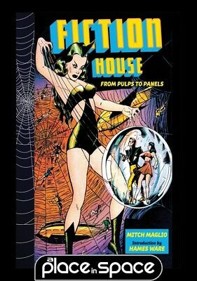 Fiction House From Pulps To Panels - Hardcover