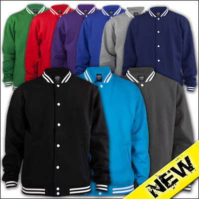 Urban Classics Full Color Sweat Giacca College Giacca