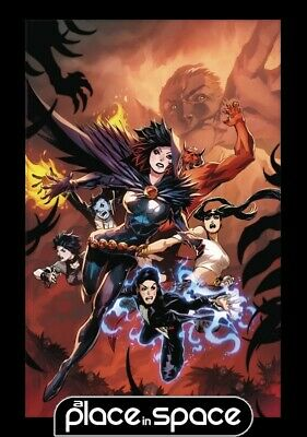 Raven Daughter Of Darkness Vol 02 - Softcover