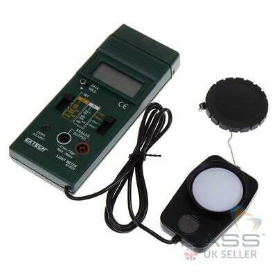*NEW* Extech 401025 Foot Candle/Lux Light Meter with Colour Correction Filter /