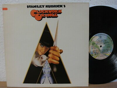 Clockwork Orange (Uhrwerk Orange)  Walter Carlos in Mint UK 1971 STANLEY KUBRICK