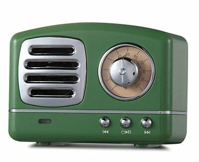 Time Traveler retro Green Machine loaded with 5,000+ OTR programs with Bluetooth