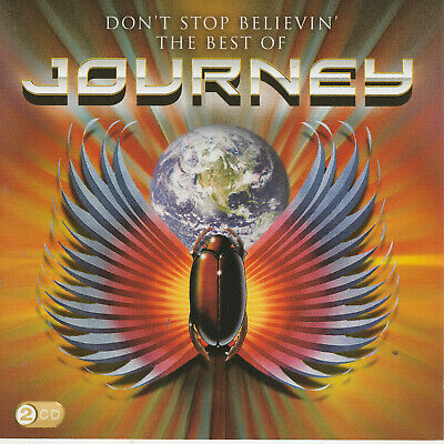 e56cb83f3a3dc JOURNEY - DON'T Stop Believin': The Best (NEW CD) - $9.13   PicClick