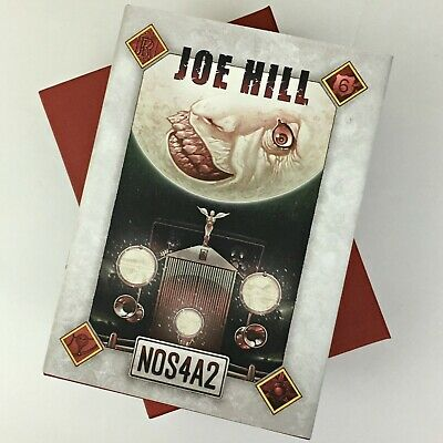 NOS4A2 by Joe Hill SIGNED 1st Limited in Slipcase Subterranean Press