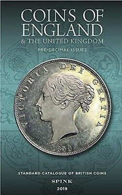 Coins Of England & The Uk 2019, 9781907427930