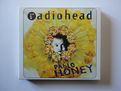 !!! Radiohead - Pablo Honey - 2009 - 2 Cd - Digipack - Collectors Edition !!!