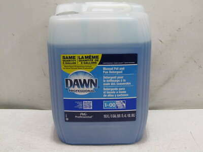 Dawn Professional 5-Gallon Pot And Pan Liquid Dish Detergent In Original Scent