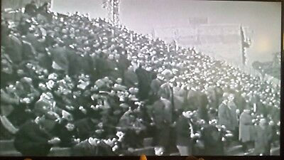 Olympique de Nimes 0-3 FC Nantes 20-02-1965, French Div. 1, Michel Henry, on DVD