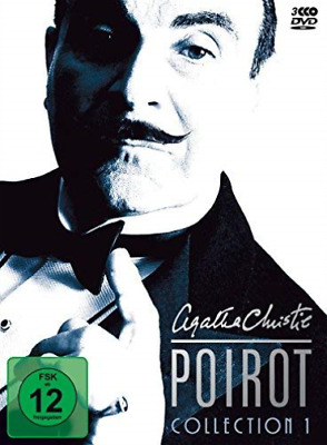 Christie,Agatha-Hercule Poirot-Collection 1 - (Ge (Uk Import) Dvd [Region 2] New