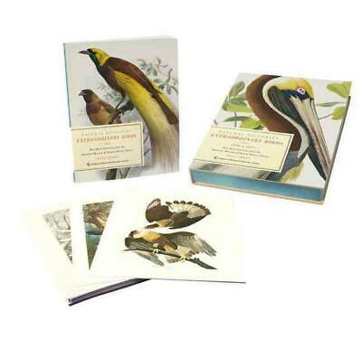 Natural Histories Extraordinary Birds: Essays & Plates of Rare Book Selections f