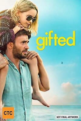 Gifted - DVD Region 4 Free Shipping!