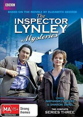 Inspector Lynley Mysteries, The : Series 3 - DVD Region 4 Free Shipping!