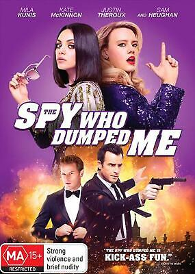 The Spy Who Dumped Me - DVD Region 4 Free Shipping!