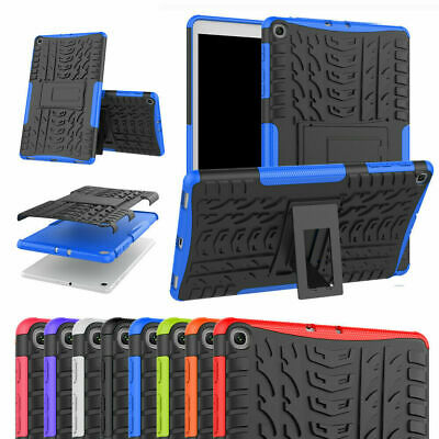 "Case For Samsung Galaxy Tab A 10.1"" 2019 SM-T510 T515 Rugged Hybrid Stand Cover"