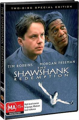 The Shawshank Redemption (2 Disc Special Edition) - DVD Region 4 Free Shipping!