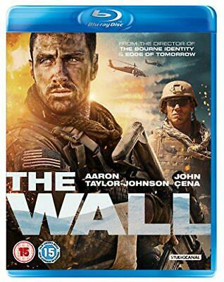 The Wall [Blu-ray] [2017], New, DVD, FREE & FAST Delivery