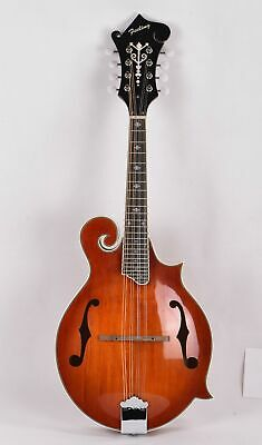 Feeling Handmade F style mandolin OEM service,solid Spruce top,F40,Free shipping