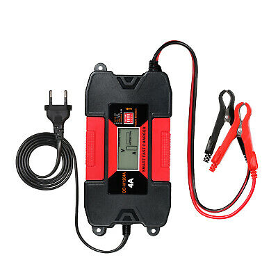 4A 12V Auo Car Smart RoHs Battery Charger With CE Y6U8