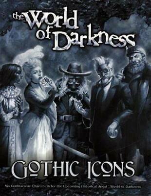 Onyx Path World of Darkness Gothic Icons SC NM