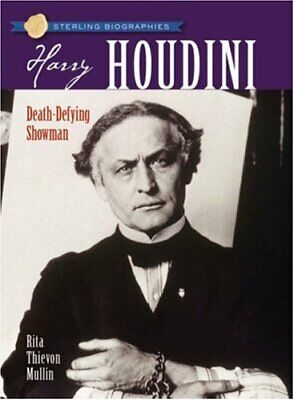 Harry Houdini (Sterling Biographies)