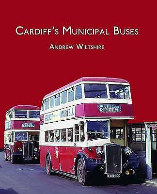 (Very Good)-Cardiff's Municipal Buses (Hardcover)-Wiltshire, Andrew-1902953789