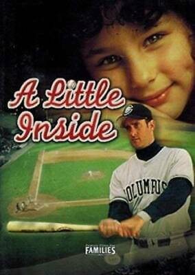 A Little Inside Dvd Movie Video Benjamin King Kathy Baker Hallie Kate Eisenberg