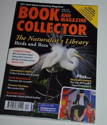 Book Collector # 319 April 2010  Keith Waterhouse, Thomas Pynchon, Randolph Stow