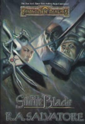 TSR Forgotten Realms Novel Paths of Darkness #1 - The Silent Blade HC EX