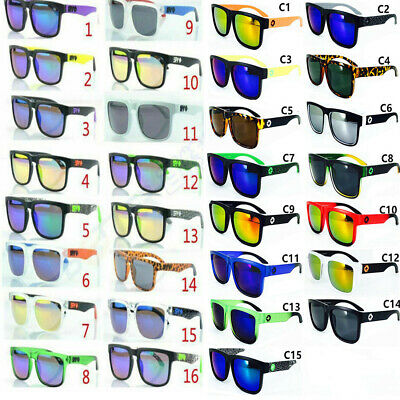 Hot SPY37 Retro Ken Block Classic Sport Cycling Sunglasses UV400 Fishing Glasses