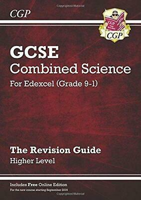 New Grade 9-1 GCSE Combined Science: Edexcel Revision Guide with Online Edition