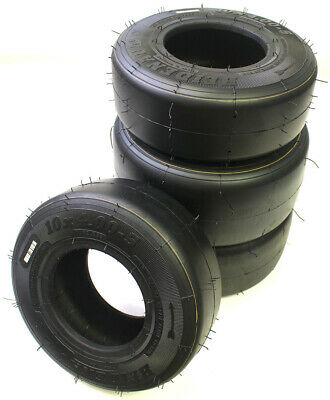 Go Kart Heidenau T Race Bambino Slick Tyre Set Karting Race Racing
