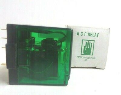 Protection Controls Inc. Acf-Relay