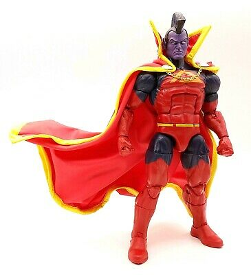 No Figure SU-C-TM Two Tone Wired fabric cape for Marvel Legends Task Master