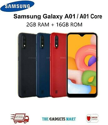 Samsung Galaxy A2 Core 16GB Unlocked 4G LTE Brand New DualSIM Android Smartphone