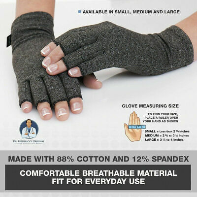 Arthritis Gloves Compression Support Hand Wrist Brace Relief Pain For Men Women