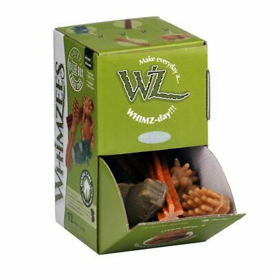 Kennelpak Whimzees Variety Treat Box (12 Pieces) (BT146)