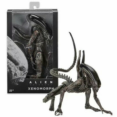 """NECA Alien Covenant Xenomorph 7"""" Scale Action Figure Collection NEW IN BOX Doll"""