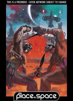 (Wk26) Black Panther, Vol. 7 #13A - Preorder 26Th June