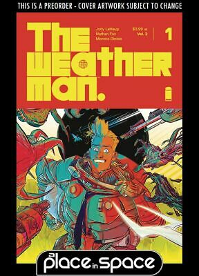 (Wk26) The Weatherman Vol 2 #1A - Preorder 26Th June