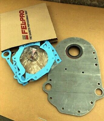 1964-77 Cutlass / 442 Timing Chain Cover With Felpro Gasket Kit New