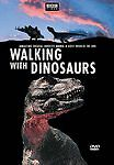 Walking with Dinosaurs (DVD, 2000, 2-Disc Set) Gently Used