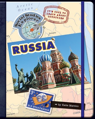 It's Cool to Learn about Countries: Russia (Social Studies Explorer), Marsico, K