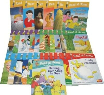 Oxford Reading Tree: Read at Home Complete Collection, 31 book set, Roderick Hun