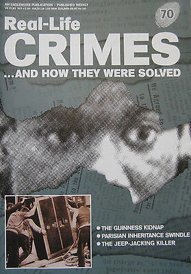 Real-Life Crimes Issue 70 - The Guinness kidnap, Edward Summers