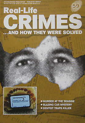 Real-Life Crimes Issue 59 - Gary Hopkins murder at the seaside