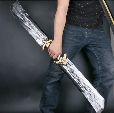Avengers 4Avengers tyrant Thanos double-edged sword weapon props